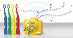 детские зубные щетки с музыкой